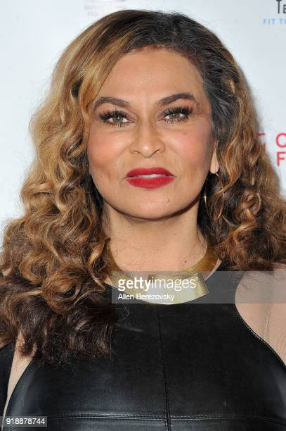 Tina Knowles Lawson attends the NBA AllStar Bowling Classic at Lucky Strike LA Live on February 15 2018 in Los Angeles California