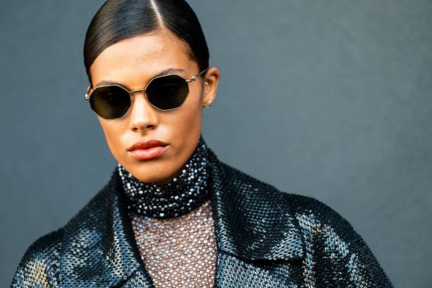 ITA: Celebrity Sightings: September 27 - Milan Fashion Week Spring/Summer 2021
