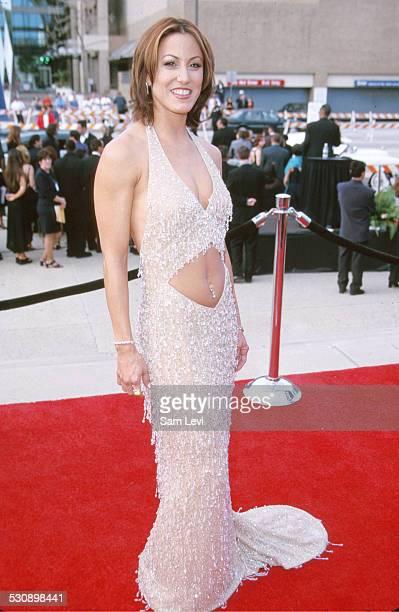 Tina Landon during The 2000 ALMA Awards at Pasadena Civic Auditorium in Pasadena California United States