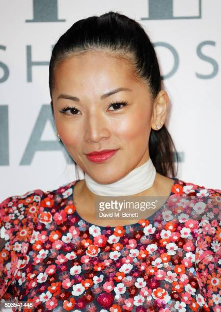 Tina Leung attends Tatler's English Roses 2017 in association with Michael Kors at the Saatchi Gallery on June 29 2017 in London England