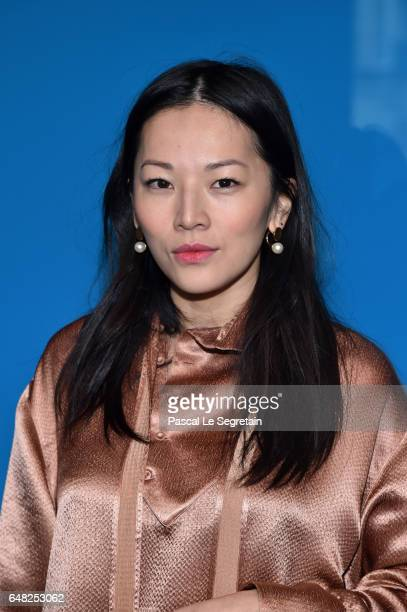 Tina Leung attends the Valentino show as part of the Paris Fashion Week Womenswear Fall/Winter 2017/2018 on March 5 2017 in Paris France