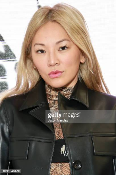 Tina Leung on February 11 2019 in New York City