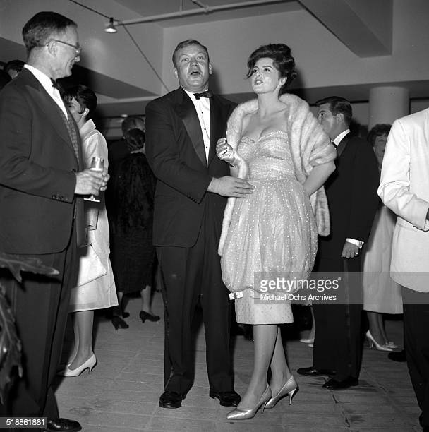 Tina Louise attends a party in Los AngelesCA