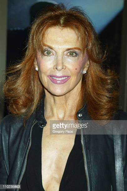 Tina Louise during 'Beyond The Sea' New York Premiere Arrivals at Ziegfield Theater in New York City New York United States