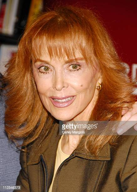 Tina Louise during Tina Louise Signs Copies of Her New Book 'When I Grow Up' March 15 2007 at Borders in New York City New York United States