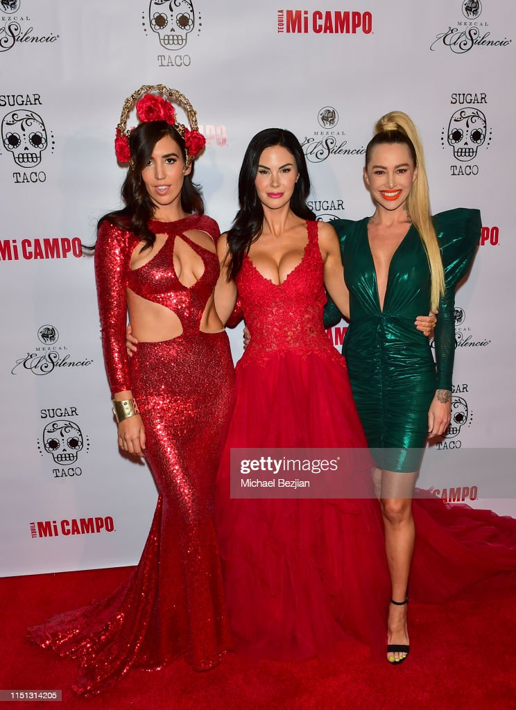 CA: Sugar Taco Vegan Mexican Restaurant Celebrity Launch Party