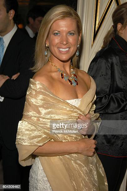 Tina Lundgren attends BERGDORF GOODMAN and The Italian Trade Commission host a dinner with the Young Friends of Save Venice for FARAONE MENNELLA at...
