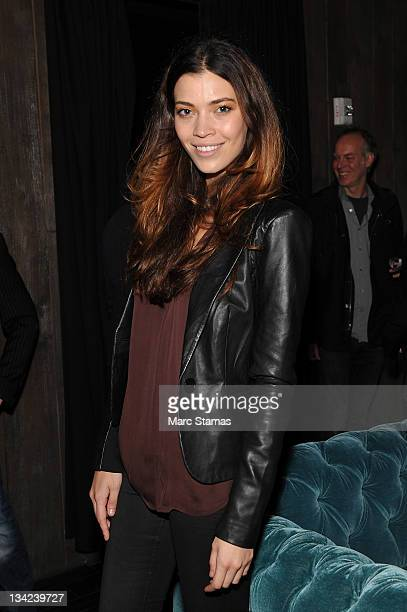 Tina Marie Clark attends the Scouted Premiere Party at the Electric Room at Dream Downtown on November 28 2011 in New York City