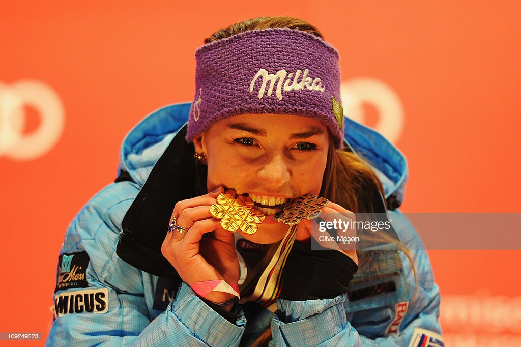 Women's Giant Slalom - Alpine FIS Ski World Championships : News Photo