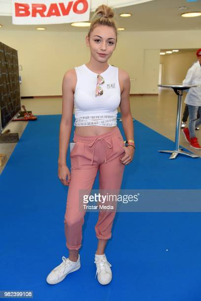 Tina Neumann during the YOU Summer Festival 2018 on June 23 2018 in Berlin Germany