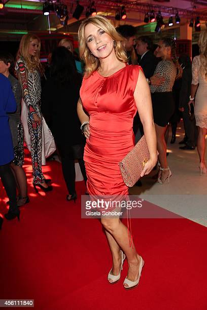 Tina Ruland arrives at Tribute To Bambi 2014 at Station on September 25 2014 in Berlin Germany