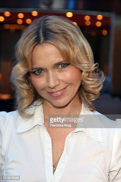 Tina Ruland at the Premiere Of Germany BMW 5 Series Gran Turismo in Berlin