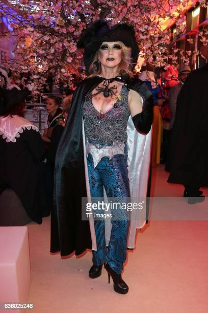 Tina Ruland attend the Hollywood Superhero Fairytale Night hosted on November 26 2016 in Darmstadt Germany