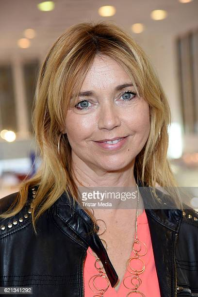 Tina Ruland attends the COSMETICA Newcomer Artist 2016 on November 5 2016 in Berlin Germany