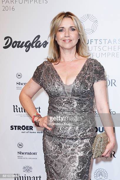Tina Ruland attends the Douglas at Duftstars at Kraftwerk Mitte on May 12 2016 in Berlin Germany
