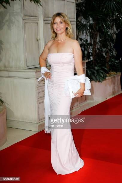 Tina Ruland attends the Felix Burda Award at Hotel Adlon on May 14 2017 in Berlin Germany