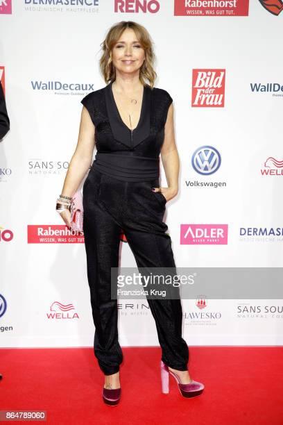 Tina Ruland attends the 'Goldene Bild der Frau' award at Hamburg Cruise Center on October 21 2017 in Hamburg Germany