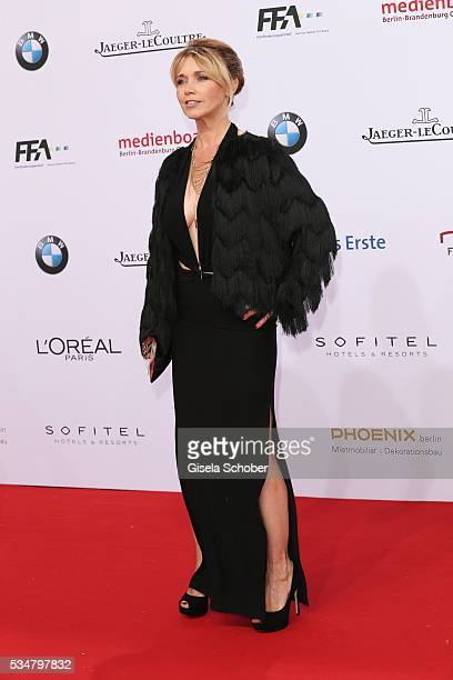 Tina Ruland attends the Lola German Film Award 2016 on May 27 2016 in Berlin Germany