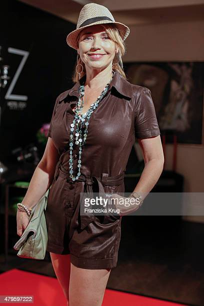Tina Ruland attends the Wanawake Ladies Dinner at Hotel Zoo on July 05 2015 in Berlin Germany