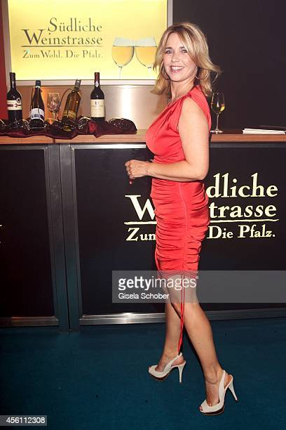Tina Ruland attends Tribute To Bambi 2014 after show party at Station on September 25 2014 in Berlin Germany