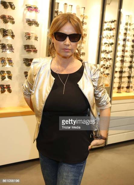 Tina Ruland during the Late Night Shopping Party at Alstertal Einkuafszentrum on October 13 2017 in Hamburg Germany