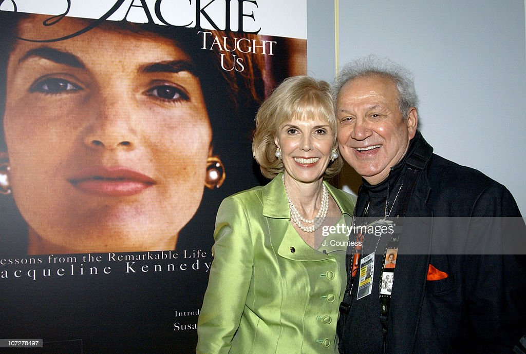 """Launch Party for """"What Jackie Taught Us: Lessons from the Remarkable Life of Jacqueline Kennedy Onassis"""" : News Photo"""