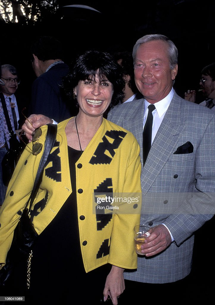Tina Sinatra and Guy McElwaine during Playboy Magazine Party for Nancy Sinatra Jr. at Playboy Manshion in Hollywood Hills, California, United States.