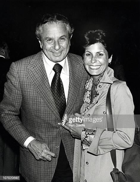 Tina Sinatra and Mr Beagleman during Mr Beagleman and Tina Sinatra Sighting at La Scala Restaurant in Los Angeles June 9 1977 at La Scala Restaurant...