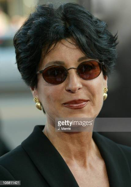Tina Sinatra during The Manchurian Candidate Los Angeles Premiere at The academy in Beverly Hills California United States