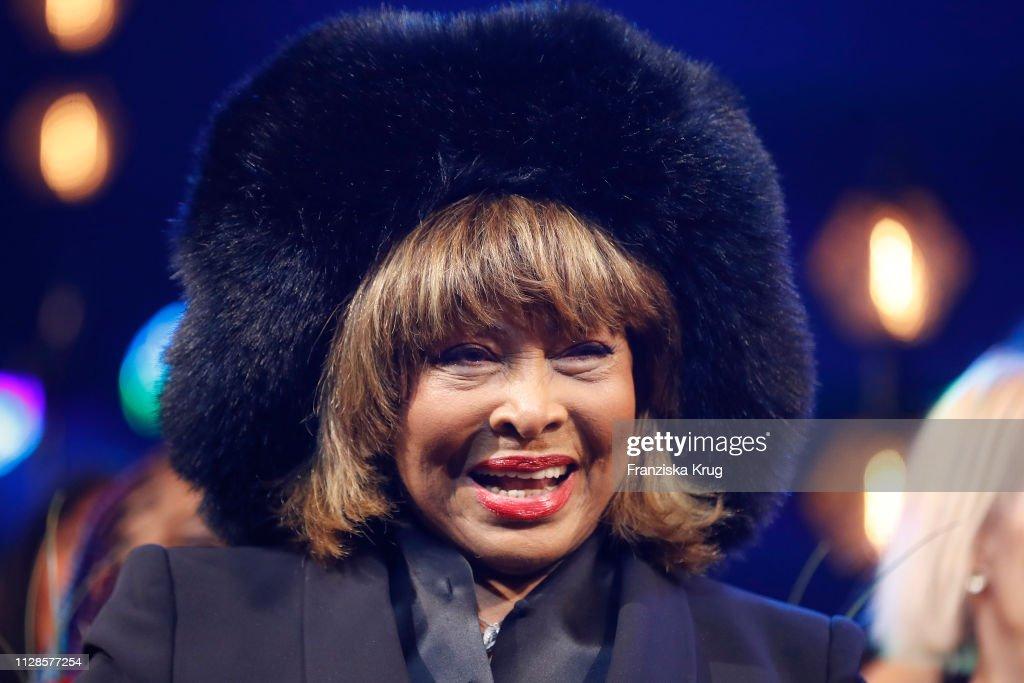 DEU: 'TINA - Das Tina Turner Musical' Premiere In Hamburg