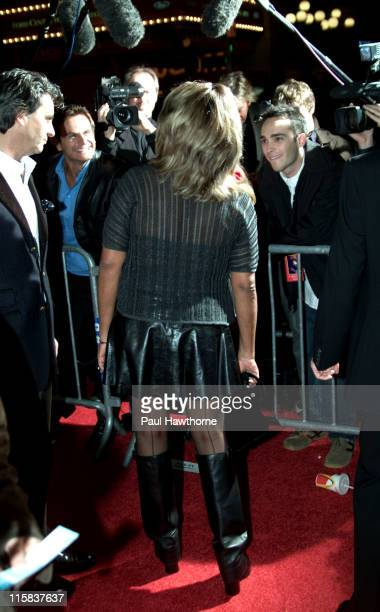 Tina Turner during Walt Disney's Brother Bear New York Premiere at New Amsterdam Theater in New York City New York United States