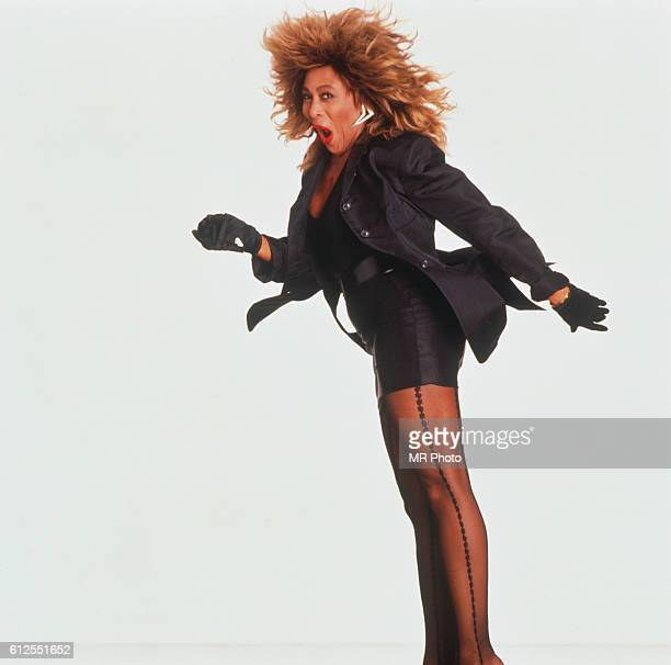 Tina Turner in Hose and Hot Pants