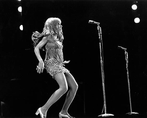 Tina Turner At The Greek Theatre