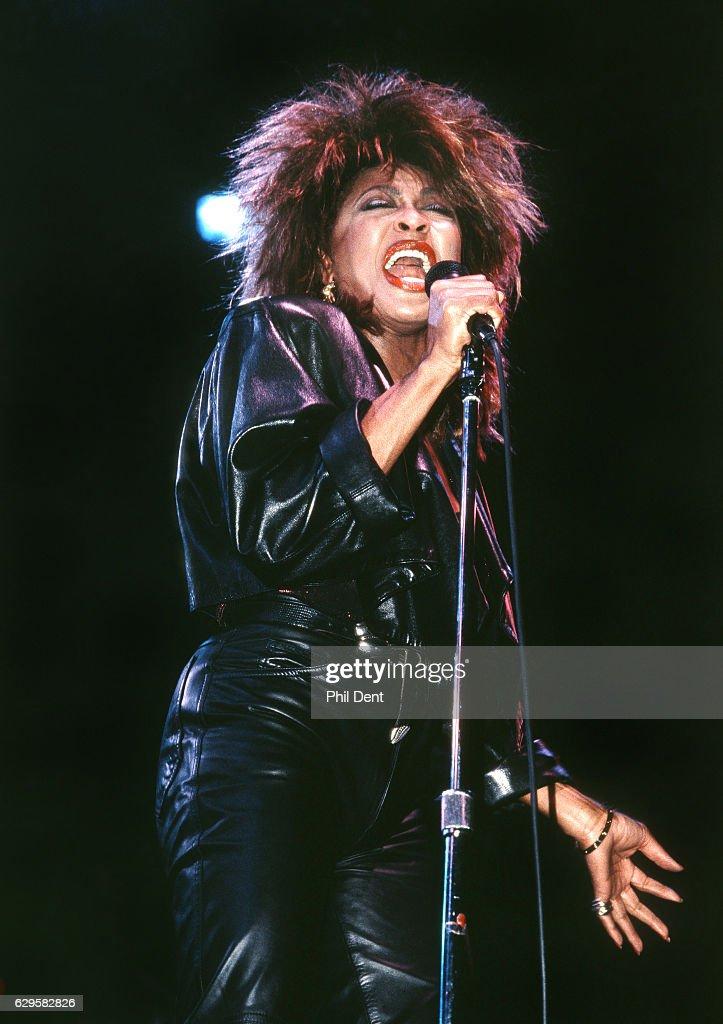 Tina Turner : Nachrichtenfoto
