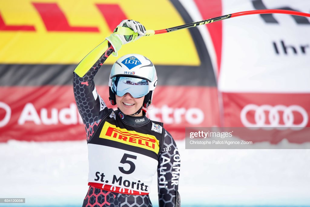 FIS World Ski Championships - Women's Super G