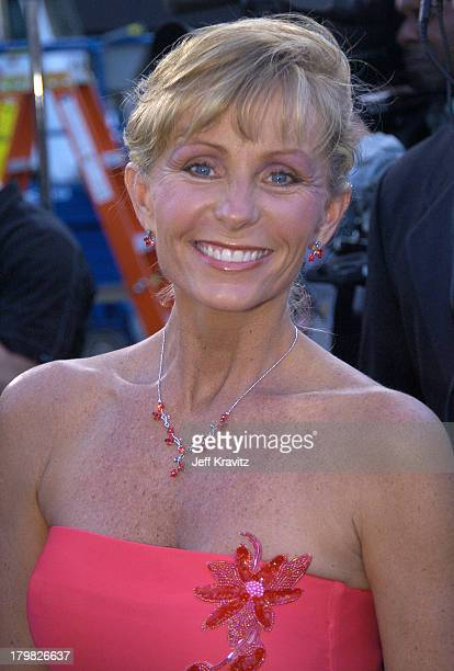 Tina Wesson during 2004 TV Land Awards airing March 17 2004 Red Carpet Arrivals at The Palladium in Hollywood California United States