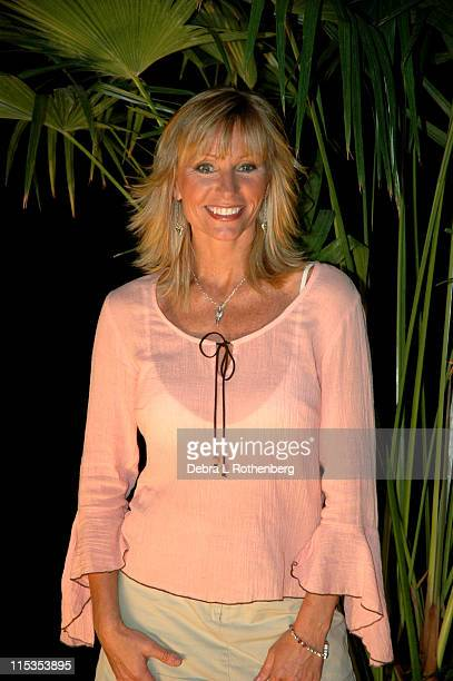 Tina Wesson during Survivor All Stars The Final Episode at Madison Square Garden in New York City New York United States