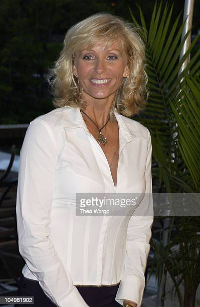 Tina Wesson during Survivor Marquesas Season Finale Arrivals at Central Park in New York City New York United States
