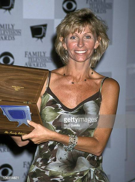 Tina Wesson of Survivor The Australian Outback during 3rd Annual Family Television Awards at Beverly Hilton Hotel in Beverly Hills California United...