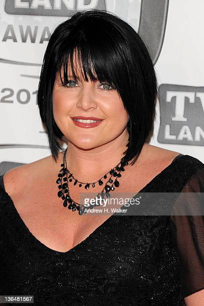 Tina Yothers attends the 9th Annual TV Land Awards at the Javits Center on April 10 2011 in New York City