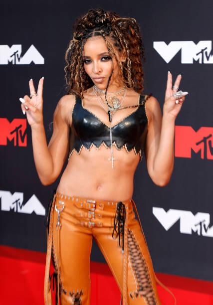 NY: 2021 MTV Video Music Awards - Arrivals