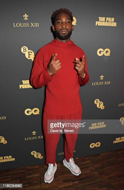 """Tinie Tempah attends attends an after party for the second worldwide screening of """"The Broken Butterfly"""" hosted by Louis XIII Cognac and The Film..."""