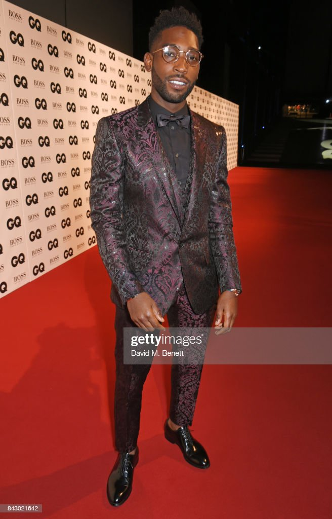 Tinie Tempah attends the GQ Men Of The Year Awards at the Tate Modern on September 5, 2017 in London, England.