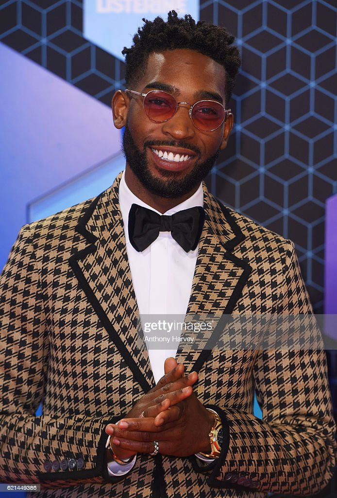Tinie Tempah attends the MTV Europe Music Awards 2016 on November 6, 2016 in Rotterdam, Netherlands.