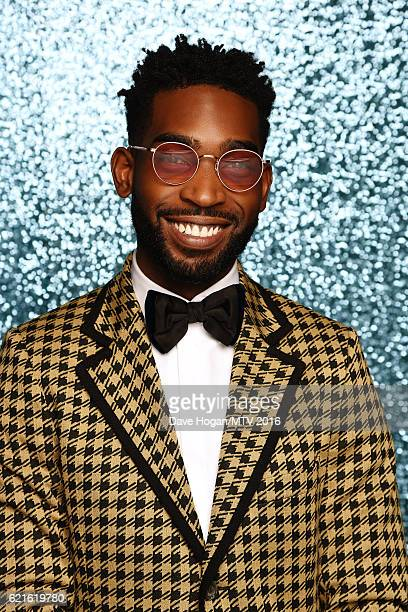 Tinie Tempah attends the MTV Europe Music Awards 2016 on November 6 2016 in Rotterdam Netherlands