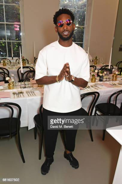Tinie Tempah hosts the Clos19 launch dinner on May 10 2017 in London England
