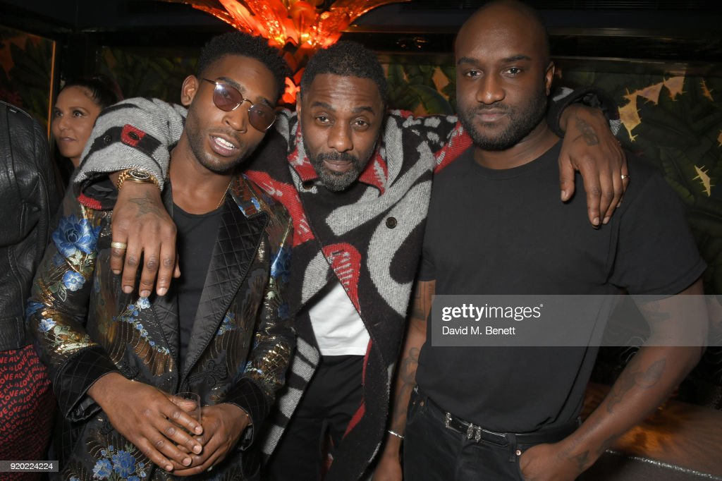 British Vogue London Fashion Week Party