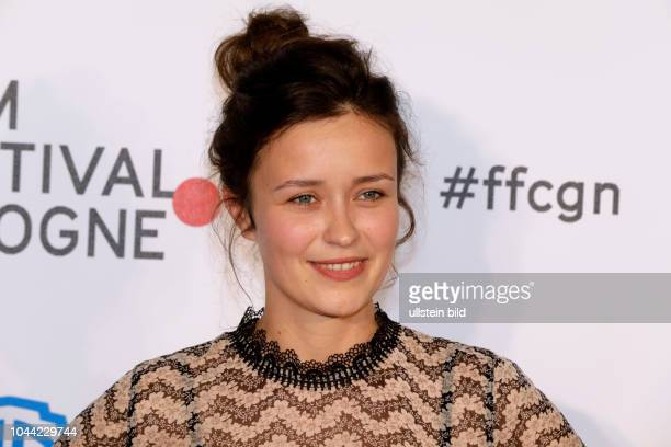Tinka Fürst bei der Eröffnung des 27 Film Festival Cologne am 29 September 2017 im Filmpalast Hohenzollernring 22 50672 Köln