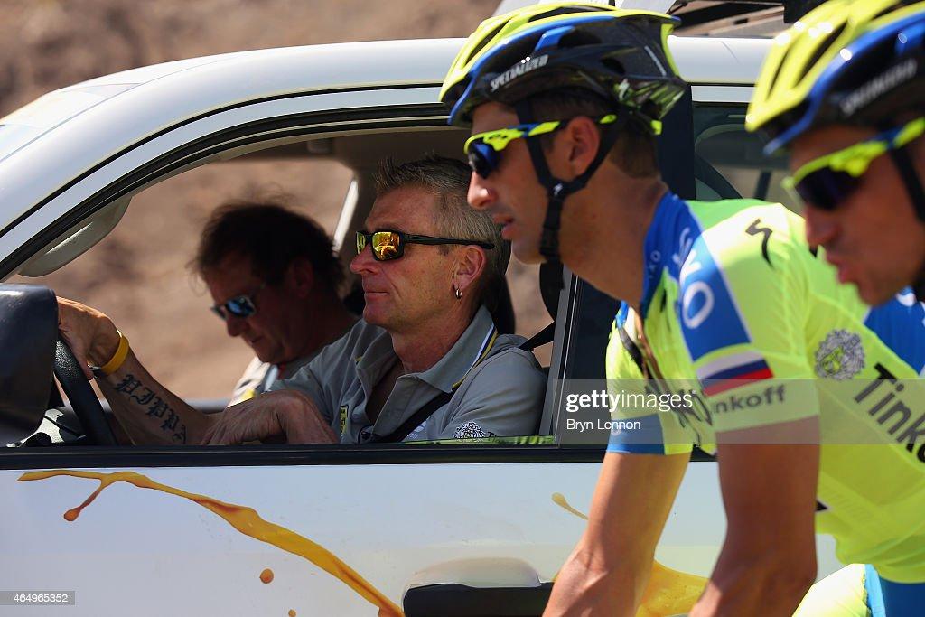 Tour of Oman - Stage Four : News Photo
