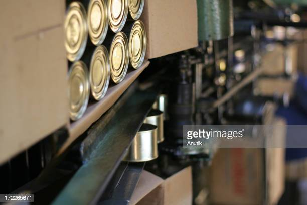 食品工場錫メッキ